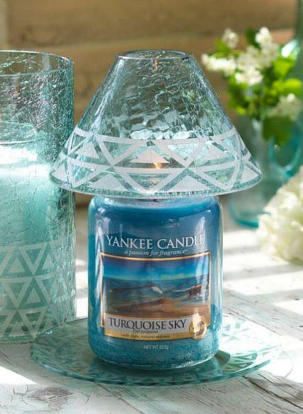 Yankee Candle Cote d'Azur Sandblast Large Shade