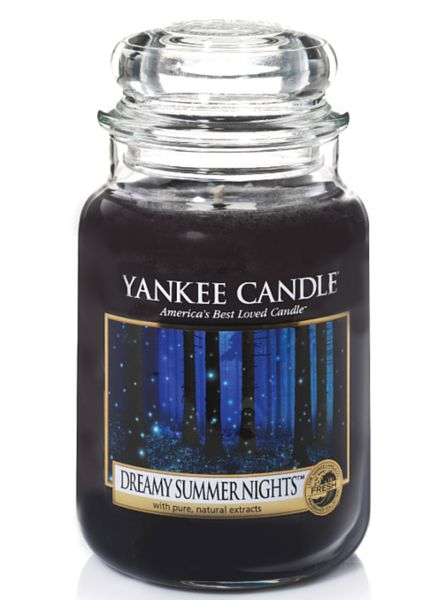 Yankee Candle Passion Dreamy Summer Nights Large Jar
