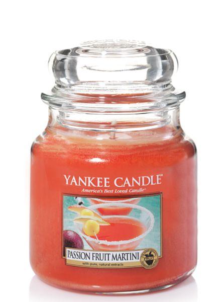 Yankee Candle Yankee Candle Passion Fruit Martini Medium Jar