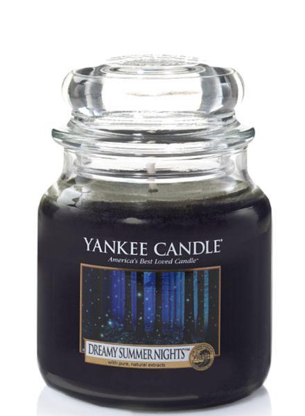 Yankee Candle Dreamy Summer Nights Medium Jar