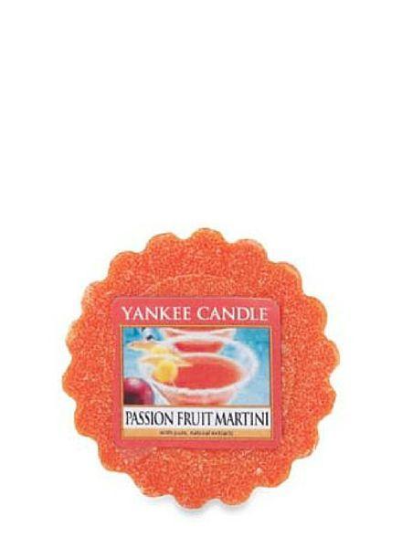 Passion Fruit Martini Tart