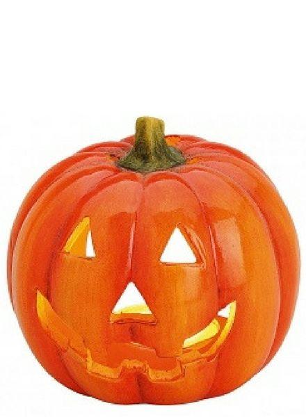 Theelichthouder Halloween
