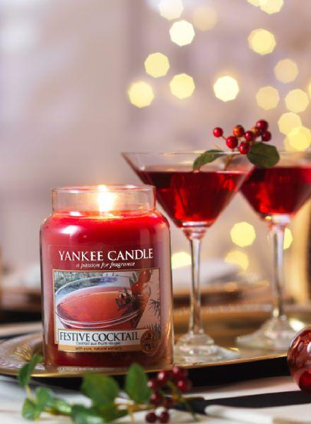 Yankee Candle Festive Cocktail Large Jar