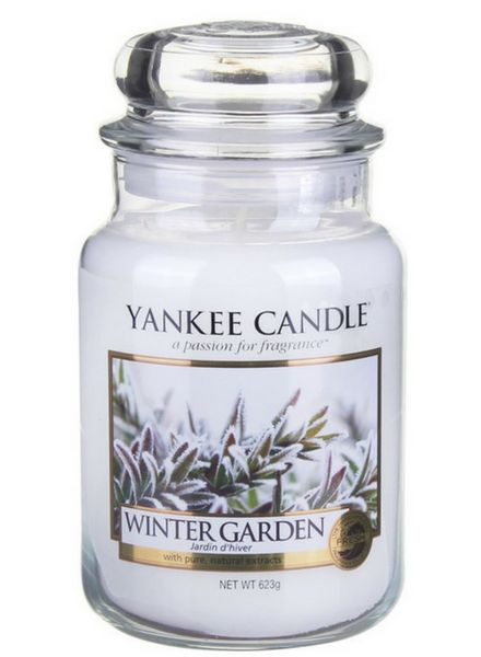Yankee Candle Winter Garden Large Jar
