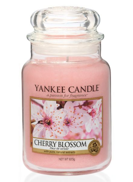 Yankee Candle Yankee Candle Cherry Blossom Large Jar