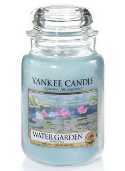 Water Garden Large Jar
