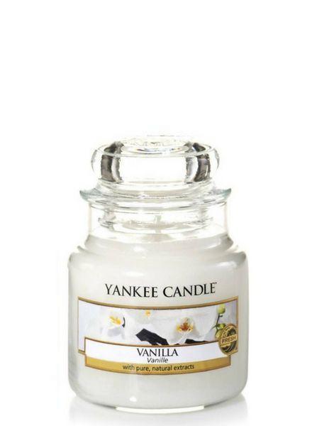 Vanilla Small Jar