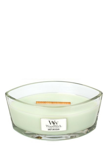 Woodwick Ellipse Sweet Lime Gelato