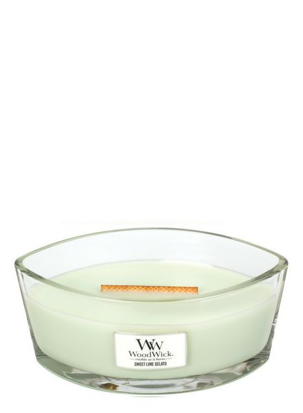 Woodwick WoodWick Sweet Lime Gelato Ellipse