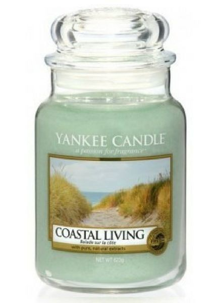 Yankee Candle Coastal Living Large Jar