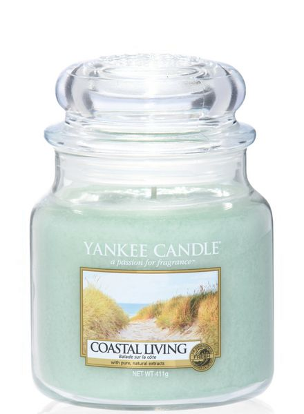 Yankee Candle Yankee Candle Coastal Living Medium Jar