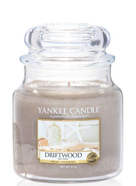 Yankee Candle Yankee Candle Driftwood Medium Jar