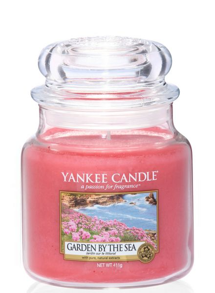 Yankee Candle Yankee Candle Garden By The Sea Medium Jar