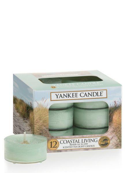 Yankee Candle Coastal Living Theelichten