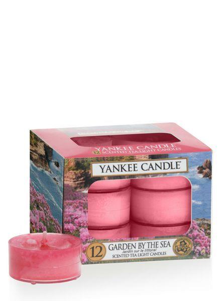 Yankee Candle Garden By The Sea Theelichten