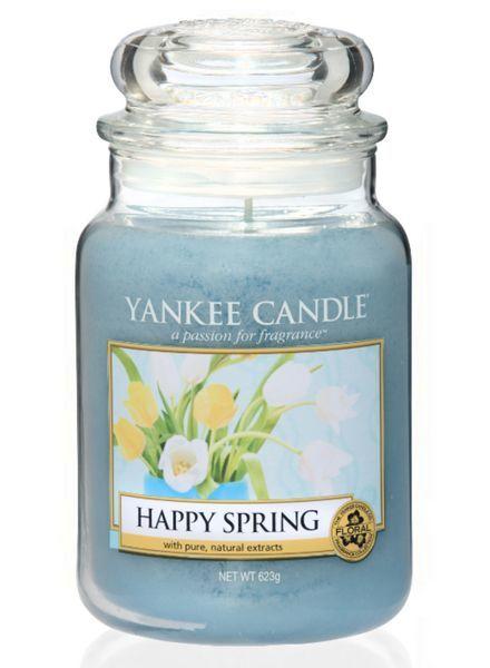 Yankee Candle Happy Spring Large Jar