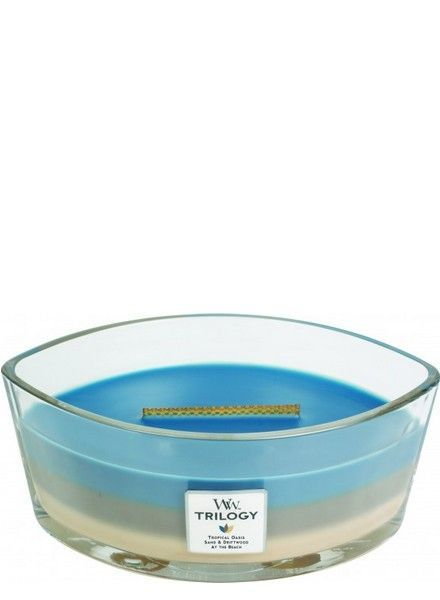 Woodwick Ellipse Nautical Escape