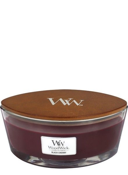 Woodwick WoodWick Black Cherry Ellipse