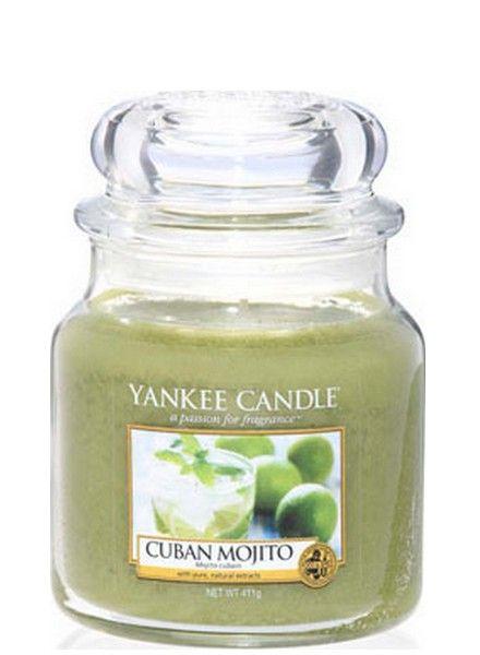 Yankee Candle Yankee Candle Cuban Mojito Medium Jar