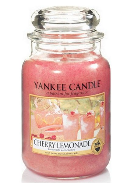 Yankee Candle Yankee Candle Cherry Lemonade Large Jar