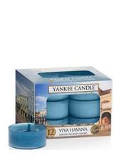 Yankee Candle Viva Havana Theelichten