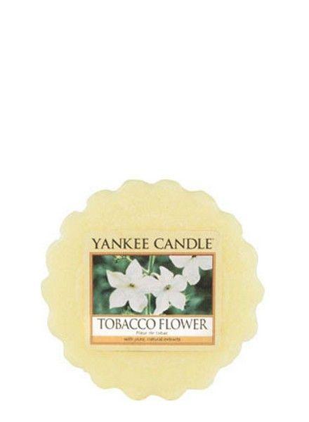 Yankee Candle Tobacco Flower Tart