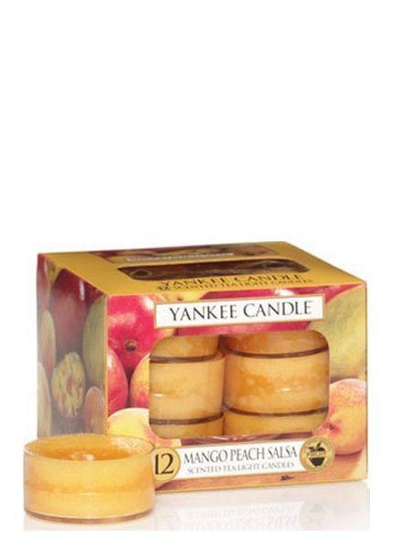 Yankee Candle Mango Peach Salsa Theelichten