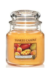 Yankee Candle Mango Peach Salsa Medium Jar
