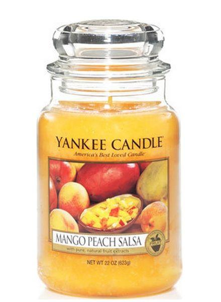 Yankee Candle Yankee Candle Mango Peach Salsa Large Jar