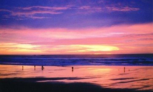 Woodwick Coastal Sunset