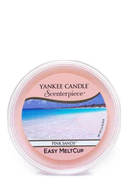 Yankee Candle Yankee Candle Pink Sands Scenterpiece Melt Cup