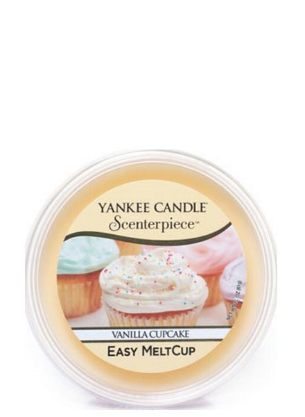 Yankee Candle Yankee Candle Vanilla Cupcake Scenterpiece Melt Cup