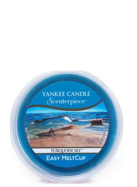 Yankee Candle Yankee Candle Turquoise Sky Scenterpiece Melt Cup