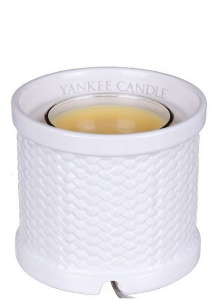 Yankee Candle Melt Cup Warmer Weave