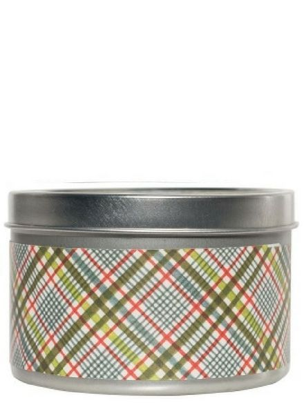Greenleaf Candle Tin Apple Spice & Cinnamon