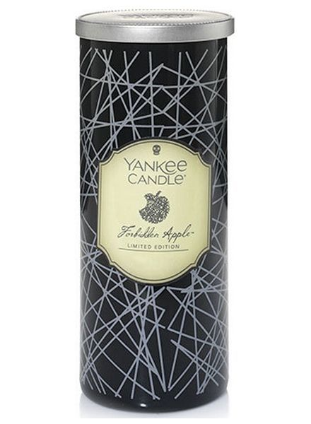Yankee Candle Forbidden Apple Large Pillar