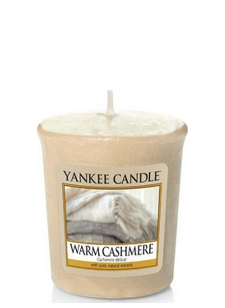 Yankee Candle Warm Cashmere Votive