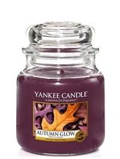 Yankee Candle Autumn Glow Medium Jar