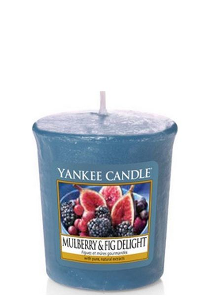 Yankee Candle Mulberry & Fig Delight Votive