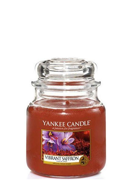 Yankee Candle Yankee Candle Vibrant Saffron Small Jar
