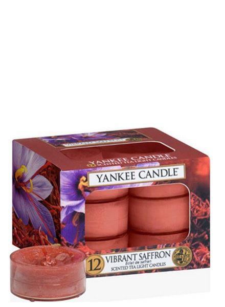 Yankee Candle Yankee Candle Vibrant Saffron Theelichten