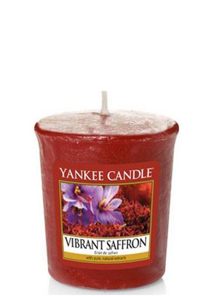 Yankee Candle Vibrant Saffron Votive