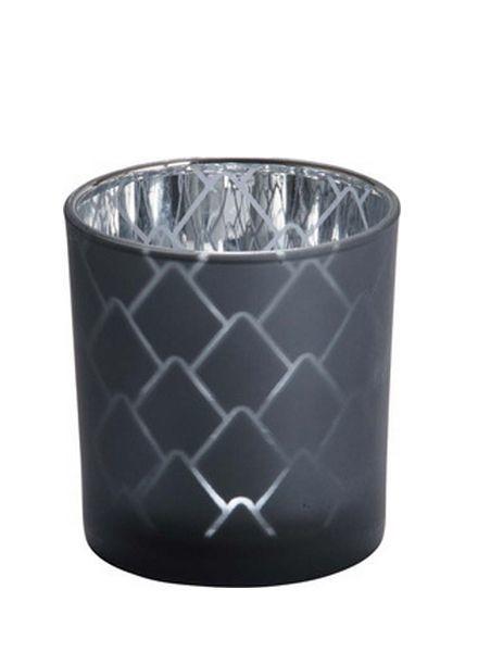 Yankee Candle Votievehouder Modern Pine Cone Teal