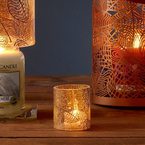 Yankee Candle Yankee Candle Votievehouder Fall Leaf
