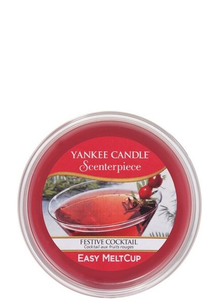 Yankee Candle Yankee Candle Festive Cocktail Scenterpiece Melt Cup