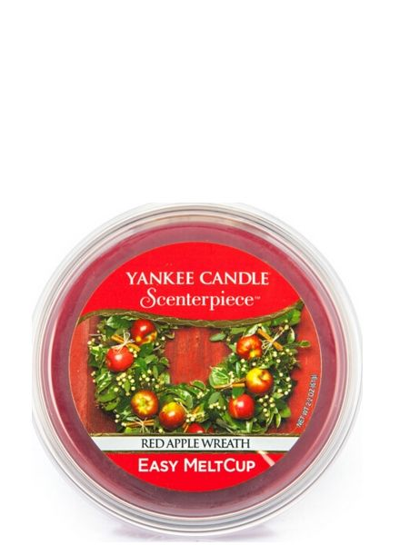 Yankee Candle Yankee Candle Red Apple Wreath Scenterpiece Melt Cup