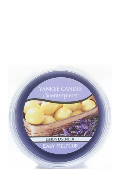Yankee Candle Yankee Candle Lemon Lavender Scenterpiece Melt Cup