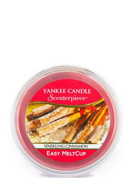 Yankee Candle Yankee Candle Sparkling Cinnamon Scenterpiece Melt Cup