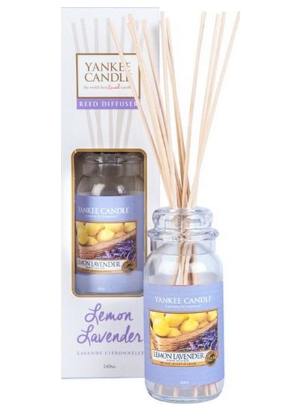 Yankee Candle Yankee Candle Reed Diffuser Lemon Lavender 240 ml
