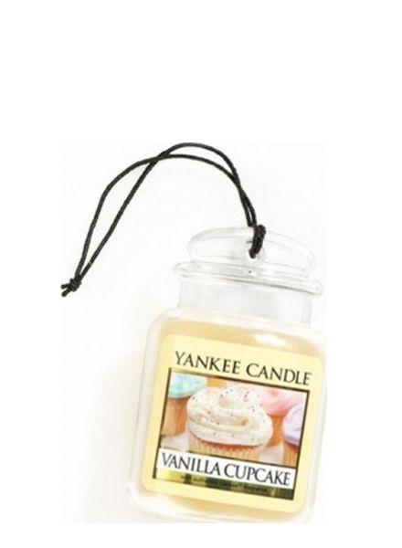 Yankee Candle Yankee Candle Car Jar Ultimate Vanilla Cupcake